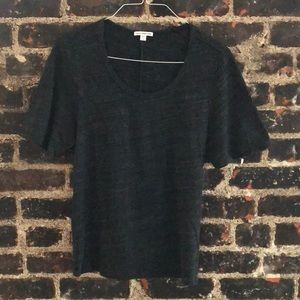 James Perse Heather Gray T-Shirt